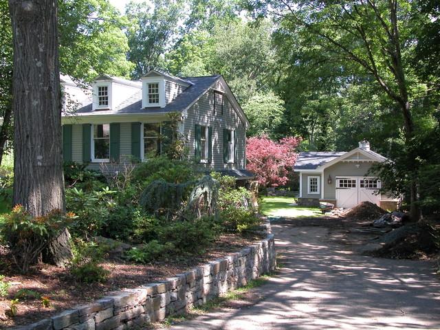 Whole House Renovation, Addition And Detached Garage/Workshop Landscape