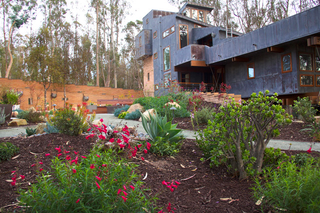 Wilkes Residence contemporary-landscape