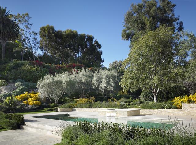 William Hefner Architecture Interiors & Landscape mediterranean-landscape
