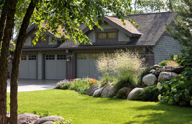 Windsor Companies traditional-landscape