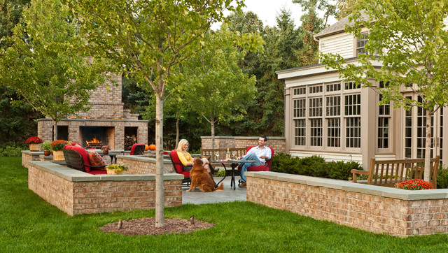 Windsor Companies Traditional Landscape Other By