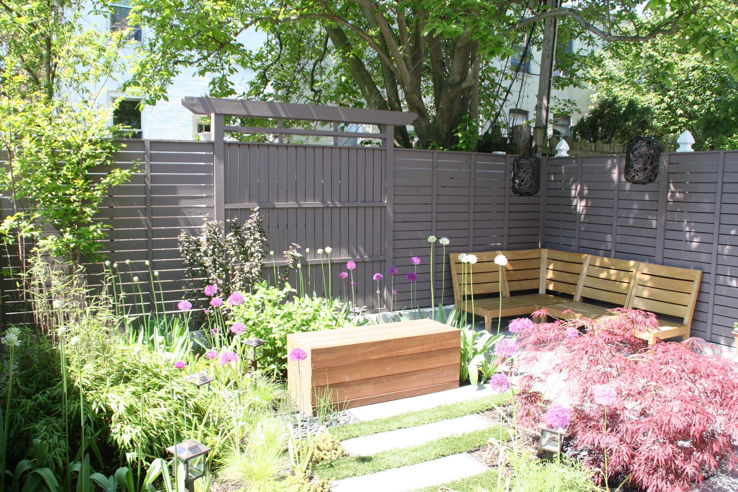 Windsor Terrace Garden