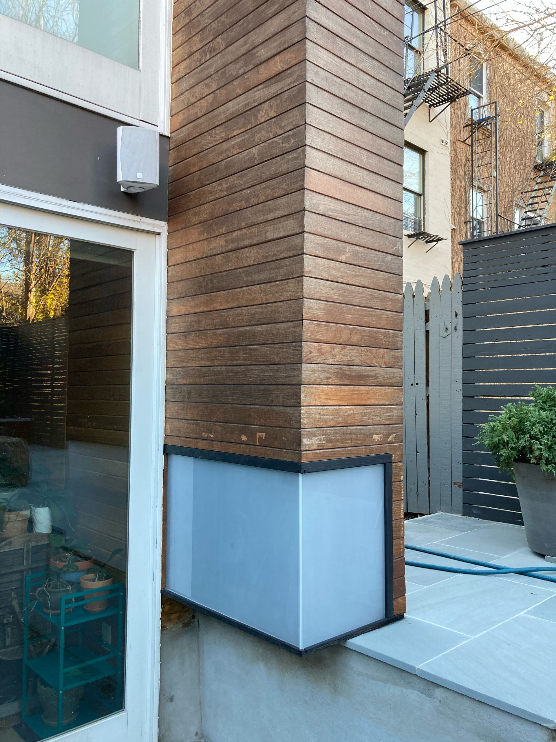 Windsor Terrace modern with Asian elements