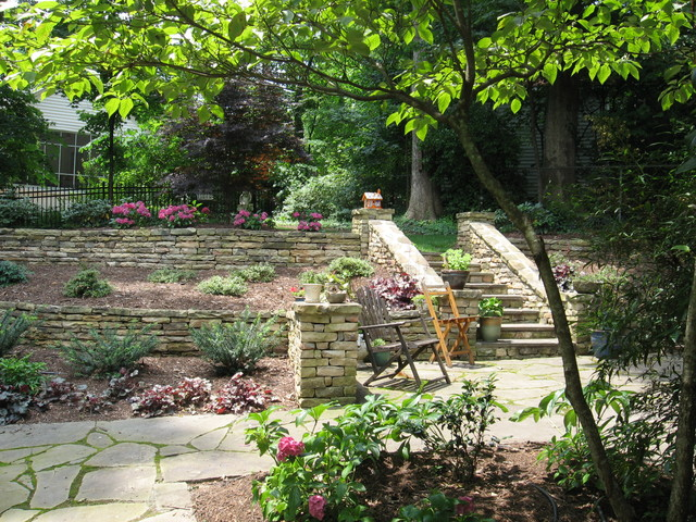 Winston salem renovation eclectic other metro by for Landscaping rocks winston salem nc