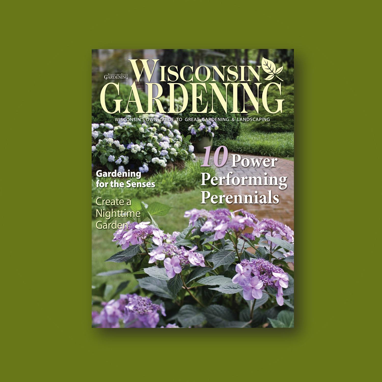 Wisconsin Gardening Magazine (2012)