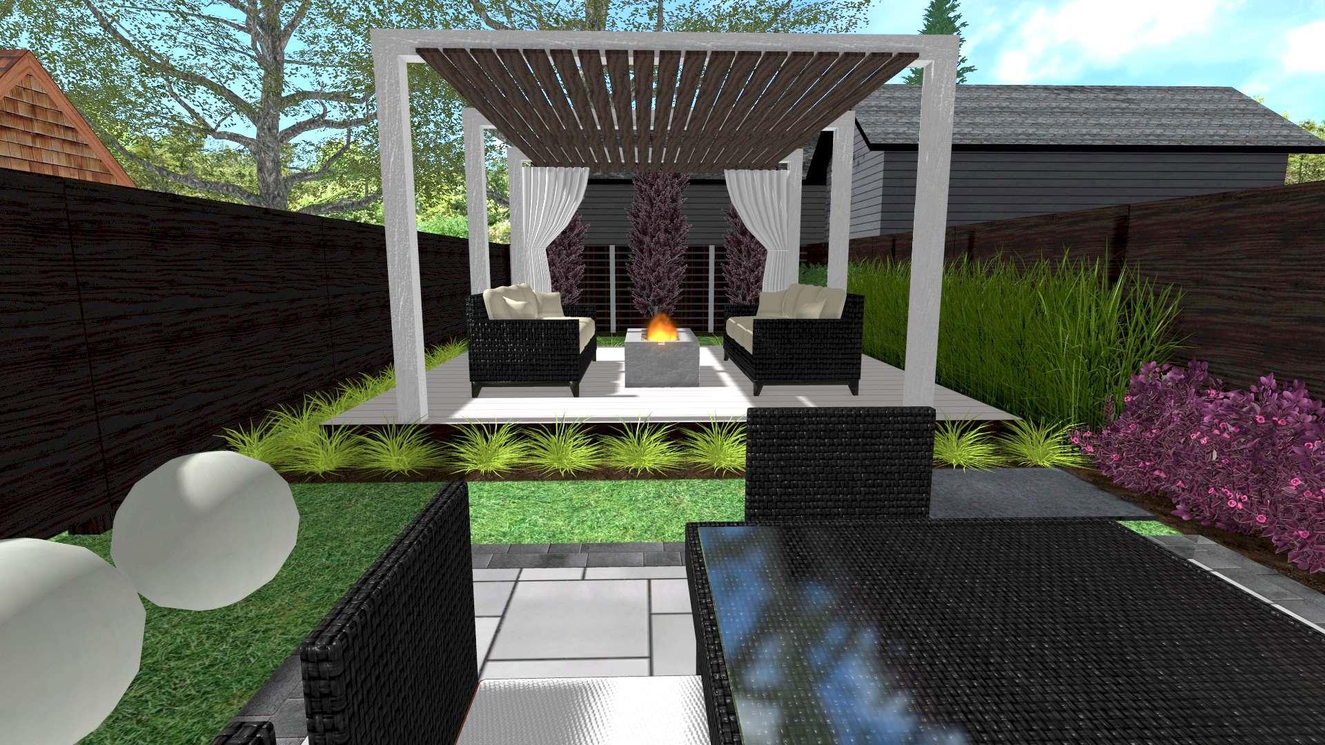 Woodbridge Backyard Makeover