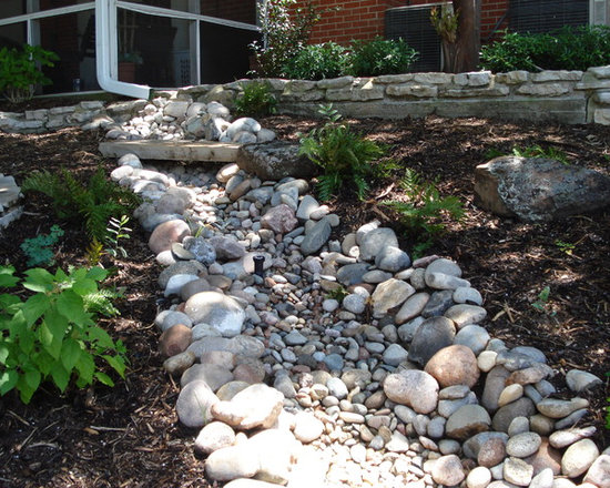 Dry Creek Beds Home Design Ideas Pictures Remodel and Decor