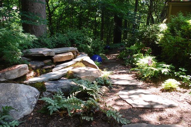 Bon Woodland Garden   Landscape   Charlotte   By Jay Sifford Garden Design