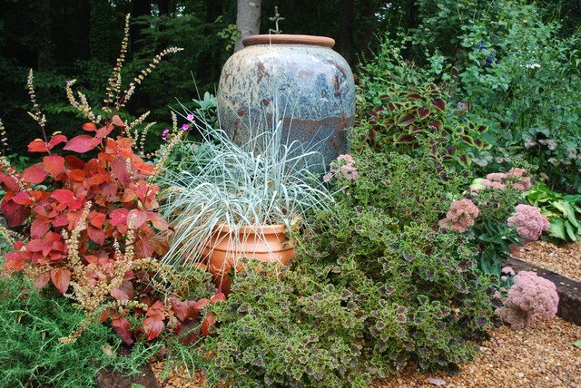 Garden Design With Woodland Garden Eclectic Landscape Other Metro By Jay  With Front House Landscape From