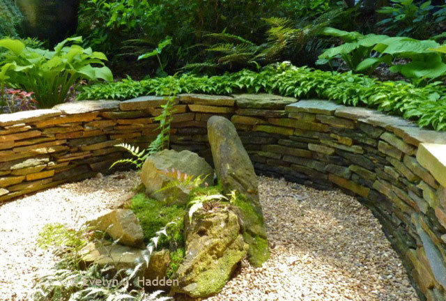 Woodland garden eclectic landscape other by jay for Woodland garden designs