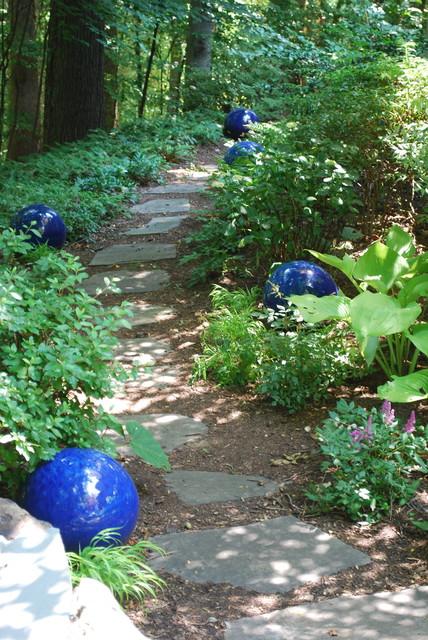 Woodland Garden   Landscape   Charlotte   By Jay Sifford Garden Design