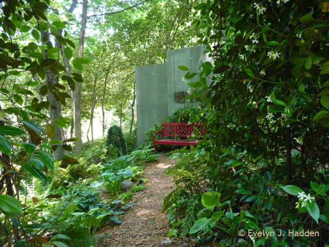 Design ideas for an eclectic landscaping in Charlotte.