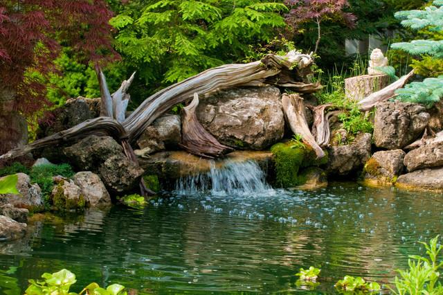 Woodland Garden Pond