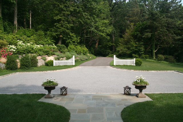 Woodland way traditional landscape new york by for Landscape architect ireland