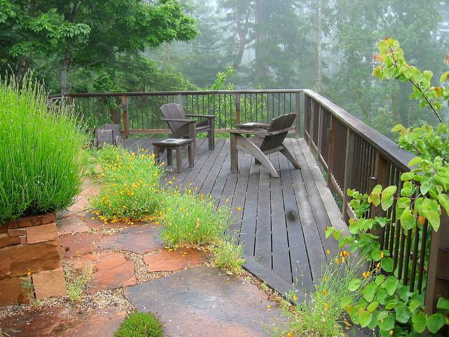 Landscaping ideas mountain home pdf - Mountain garden landscaping ideas ...