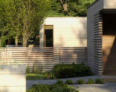 Woodvalley House contemporary exterior