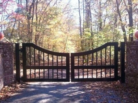 Wrought Iron Driveway, Privacy and Estate Gates