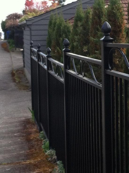 Iron Gates -