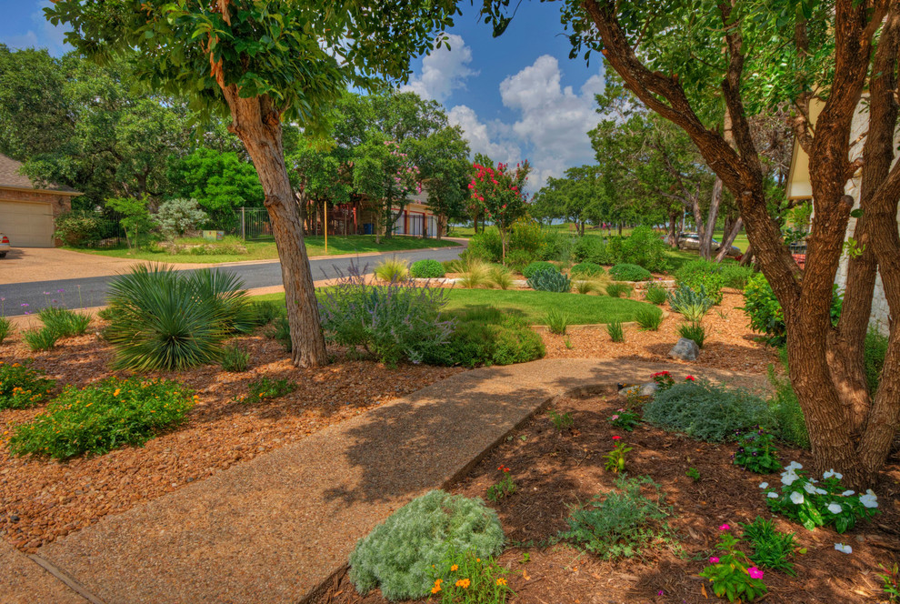 Xeric plantings - Traditional - Landscape - Austin - by ...