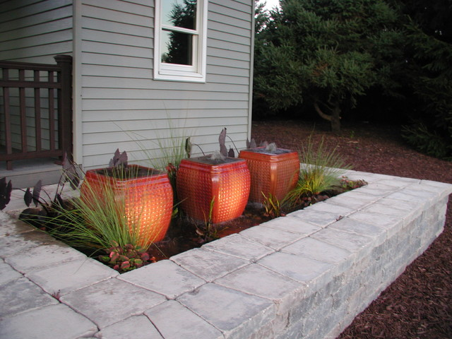 Yellow House Landscape Design Llc Contemporary