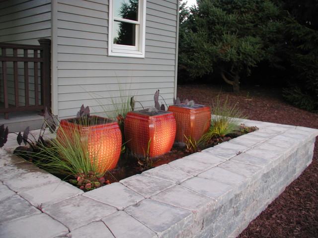 Yellow House Landscape Design LLC contemporary-landscape