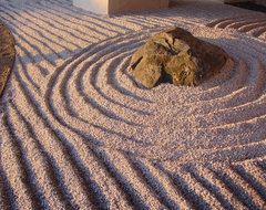 Zen Garden asian landscape