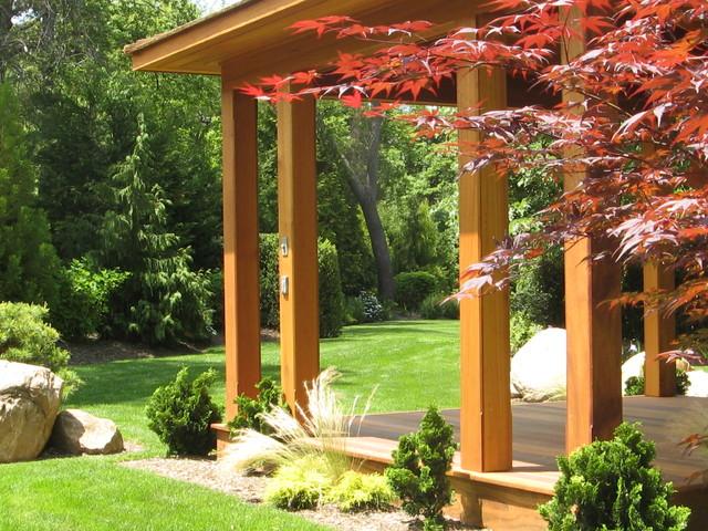 Zen Garden W Yoga U0026 Amethyst Meditation Pavilion Asian Garden