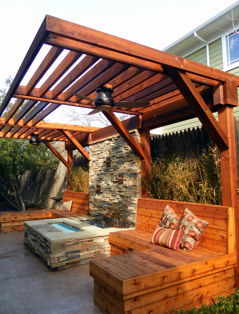 Zen Habitat asian-garden - Zen Habitat - Asian - Garden - Dallas - By One Specialty Landscape