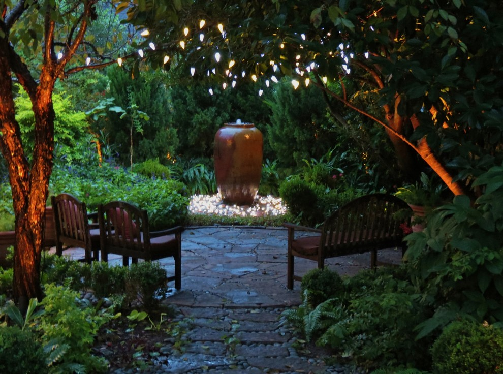Design ideas for a contemporary landscaping in Houston.