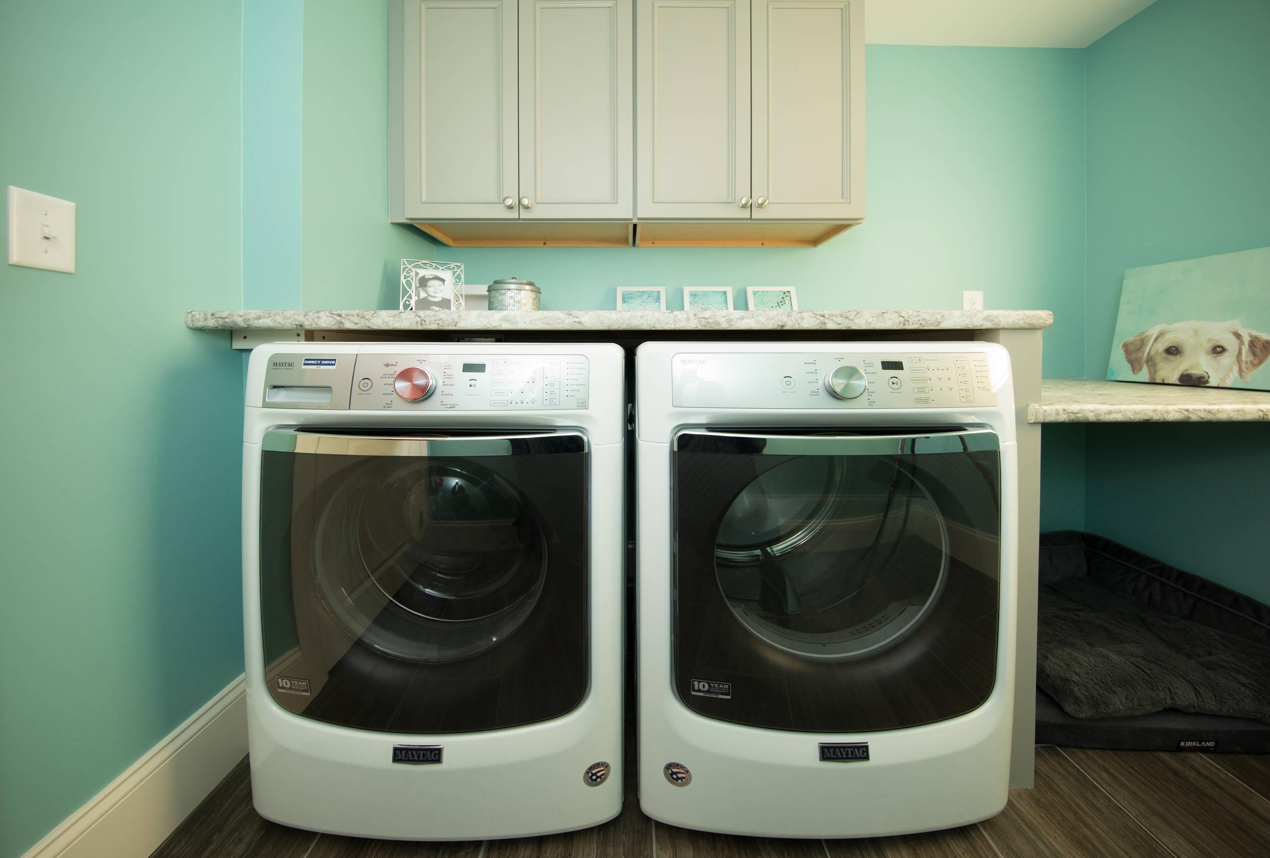 Master Bathroom Additions Laundry Room Ideas Photos Houzz