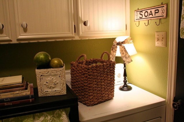 traditional laundry room by 320 Sycamore