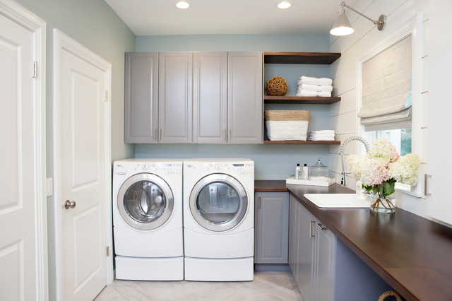 After Tidying Up, How to Organize Your Laundry Room