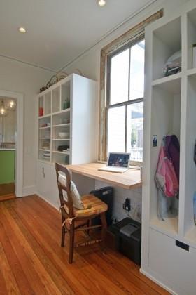 Abernathy Residence contemporary-laundry-room