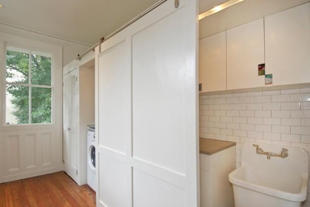 Abernathy Residence Contemporary Laundry Room