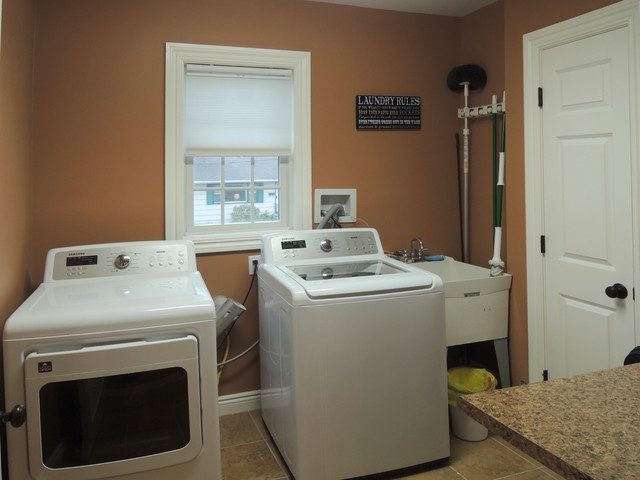adding a laundry room to a house