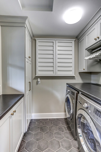 Mudroom And Kitchen Remodel In St Paul