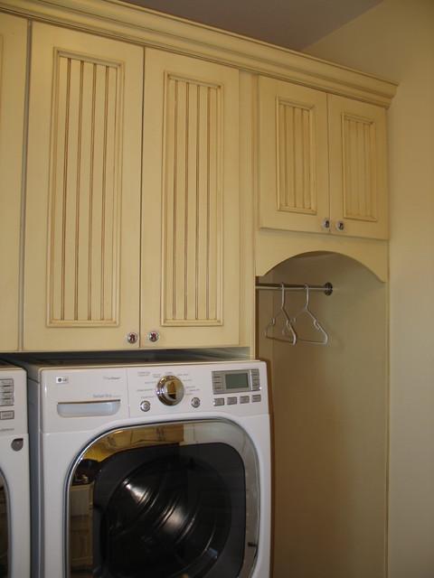 Angels Flight traditional-laundry-room