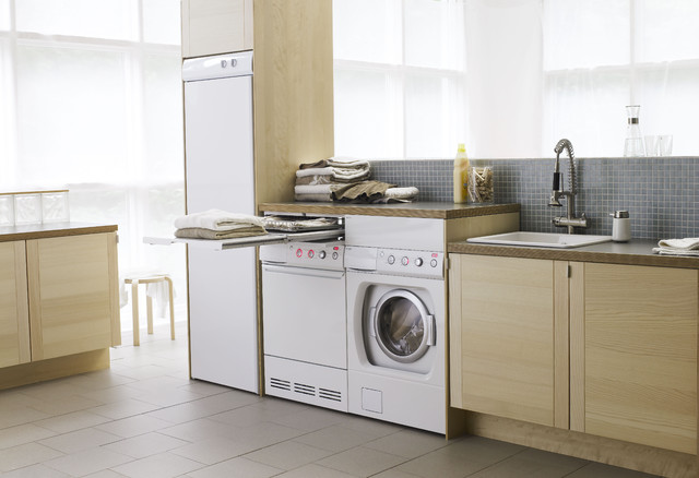 Asko Drying Cabinet ~ Asko drying cabinets modern laundry room by