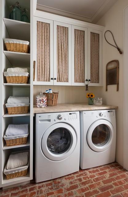 Athens Farmhouse - Farmhouse - Laundry Room - Dallas - by M. Barnes & Co