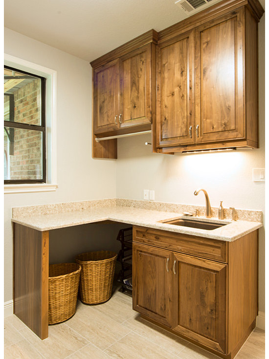 rustic kitchen laundry room design ideas pictures
