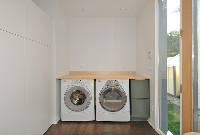 B-Line Small 002- Mud Room - modern - laundry room - minneapolis