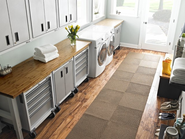 ... - Modern - Laundry Room - Other - by Gladiator® GarageWorks