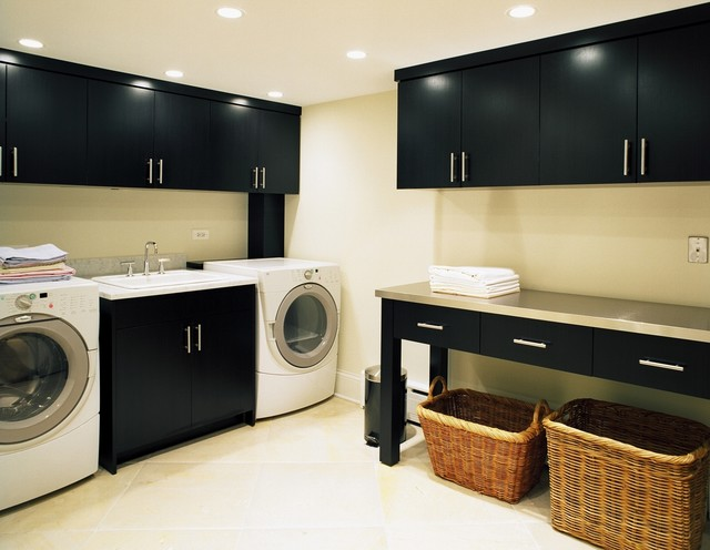 Barrington Hills Laundry Room Contemporary