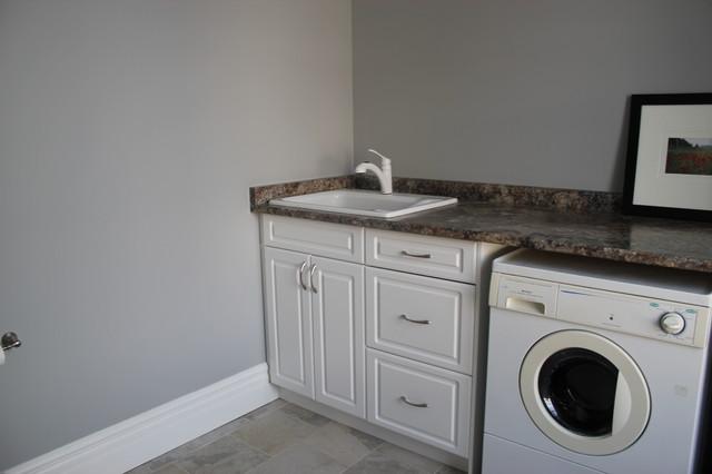 Bathroom Vanities - Traditional - Laundry Room - toronto - by Hawkins ...