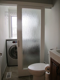Bathrooms Traditional Laundry Room Montreal By