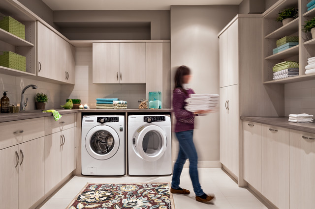 Beautiful Laundry Rooms - Contemporary - Utility Room - Toronto ...
