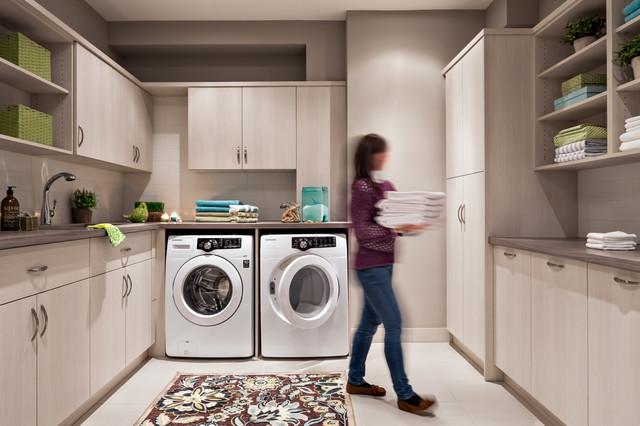 Beautiful Laundry Rooms Contemporary Laundry Room