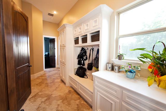 Bender's Landing traditional-laundry-room