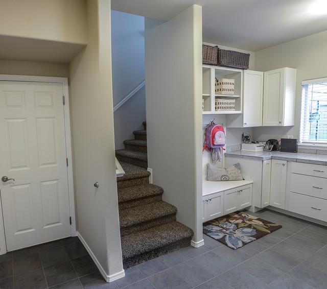 Bonus Room Addition, Laundry/Mud Room