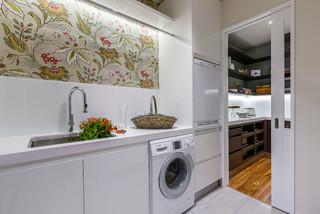 Botanical Laundry By Du Bois Design Contemporary Laundry Room Auckland